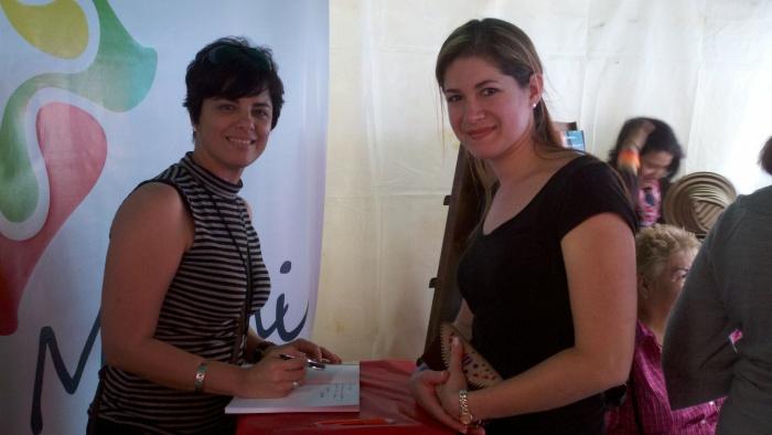 """Lizette Espinosa, Co-autora de """"Pas de Deux. Relatos y Poemas en escena"""""""