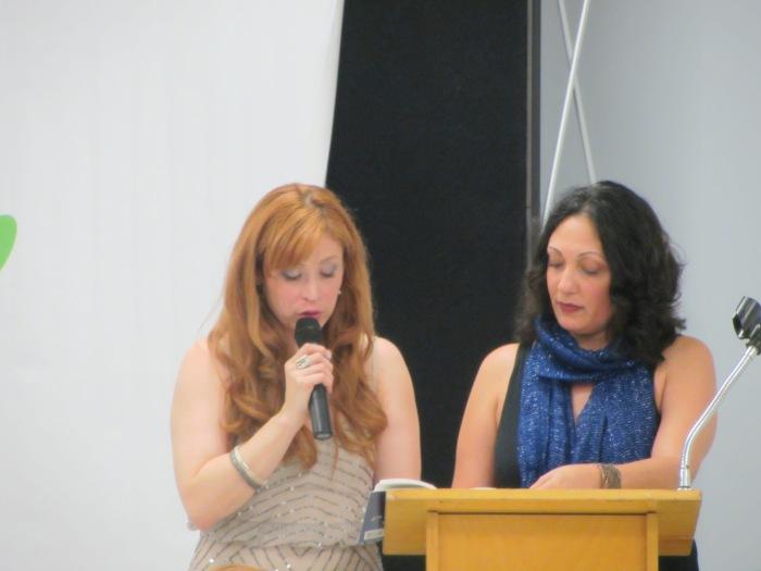 """La poeta Marie Whitman (USA), invitada especial al Festival Internacional de Poesía """"Grito de Mujer"""" Miami 2013"""