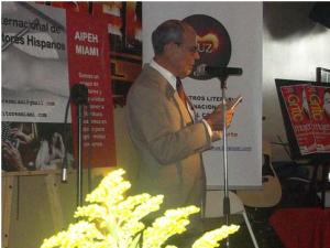 RICARDO CALDERO, ICP MIAMI 2012