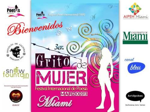 Grito de Mujer Miami 2013