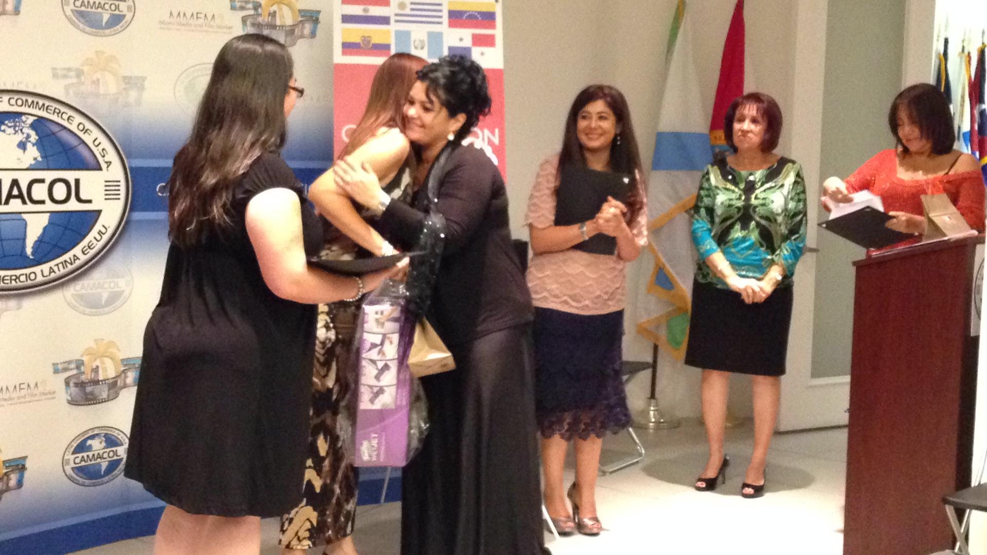 Entrega de Premios Certamen La Nota Latina