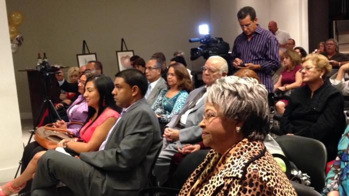 Público asistente al acto de clausura