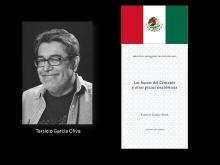Tarsicio García Oliva Autor Invitado en el Mes del Libro Hispano