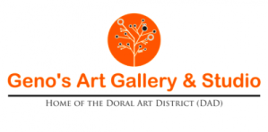 Logo Genos Art Gallery & Studio