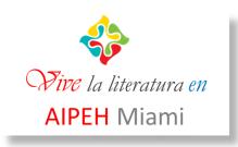 Vive la literatura en AIPEH Miami