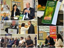 #AIPEH Miami - Momentos de la presentación del poeta Ambroggio en el Sur de la Florida