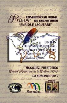 Congreso Escritores Puerto Rico