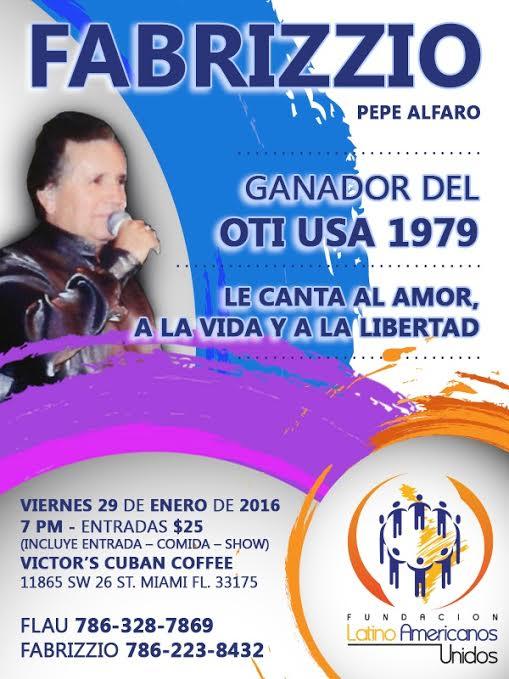 Evento Fundacion Latinoamericanos Unidos